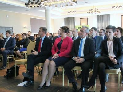 Partnerzy na rynku pracy – konferencja Wojewódzkiego Urzędu Pracy w Lublinie